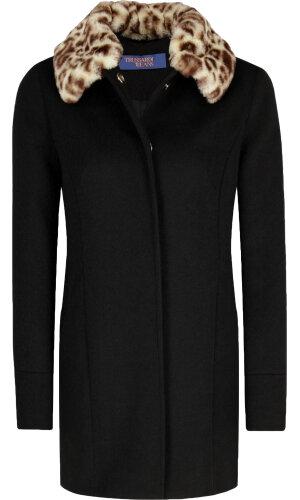 Trussardi Jeans Coat HIVE DRAWING | Regular Fit
