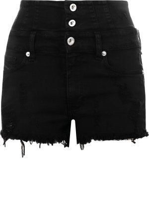 Diesel Shorts DE-SKORSET | Regular Fit | high waist