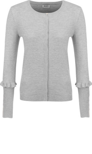 Liu Jo Cardigan with silk blend
