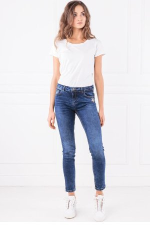 MYTWIN TWINSET Jeansy | Skinny fit