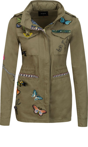 Desigual jacket eclipse