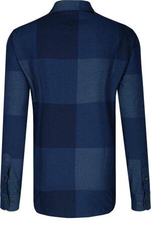 Trussardi Jeans Koszula LASERATO | Regular Fit | denim