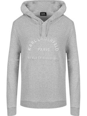 Karl Lagerfeld Bluza Logo   Regular Fit