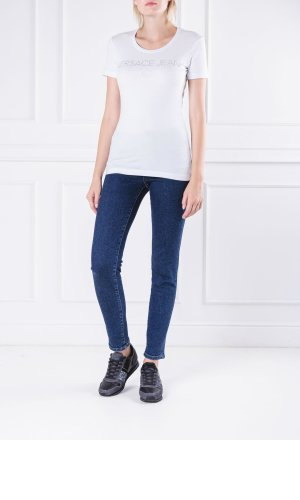 Versace Jeans Jeansy DONNA | Slim Fit | denim