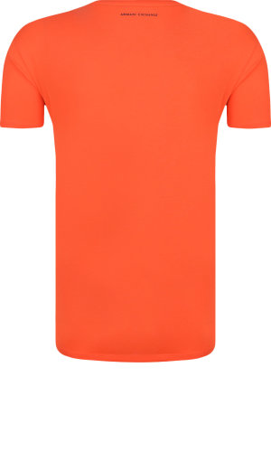 Armani Exchange T-shirt   Regular Fit   pima
