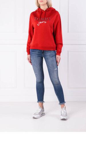 Tommy Jeans Bluza TJW MODERN LOGO HOOD | Regular Fit