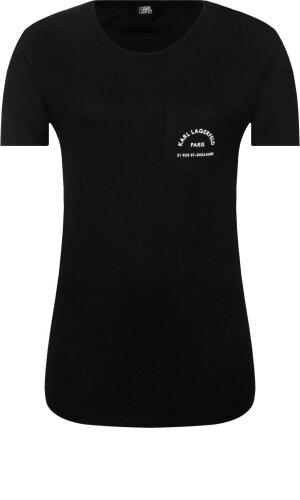 Karl Lagerfeld T-shirt Logo Pocket | Regular Fit