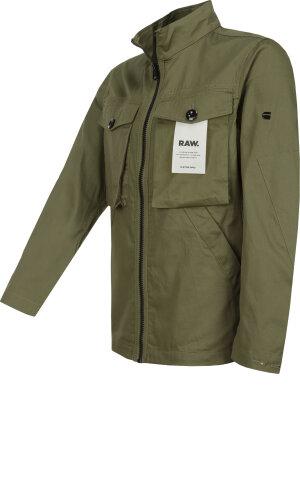 G-Star Raw jacket Type C zip utility