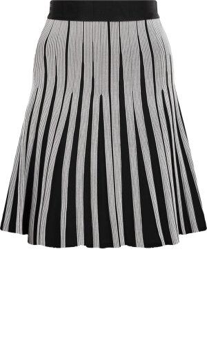 Karl Lagerfeld Spódnica Black&White