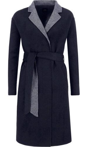 Armani Exchange Coat | with addition of wool
