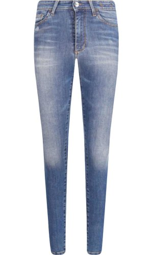 MYTWIN TWINSET Jeansy | Super Skinny fit