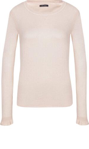 Marc O' Polo Sweter z dodatkiem wełny | Regular Fit