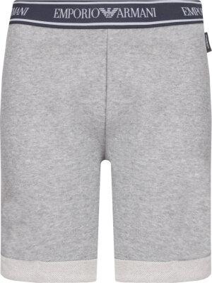 Emporio Armani Szorty od piżamy | Relaxed fit