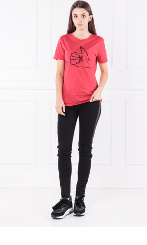 Boss Casual T-shirt Temotive | Regular Fit