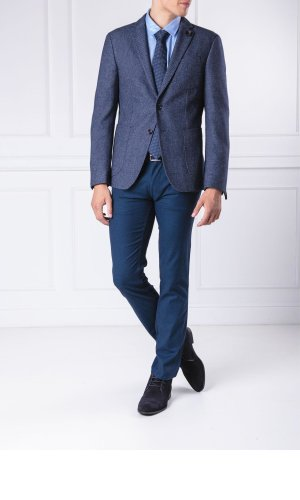 Joop! COLLECTION Marynarka heathrow | Slim Fit