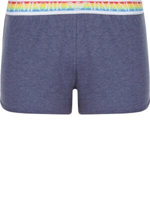 Emporio Armani Szorty od piżamy | Regular Fit