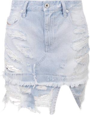 Diesel Skirt DE-MIXY | Slim Fit | denim