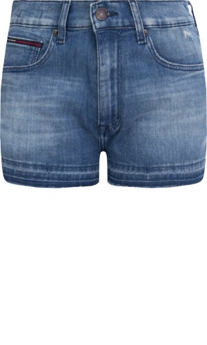 Tommy Jeans Szorty HOTPANT | Slim Fit | denim