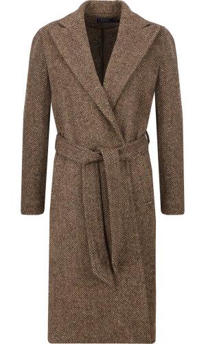 Polo Ralph Lauren Wełniany Płaszcz