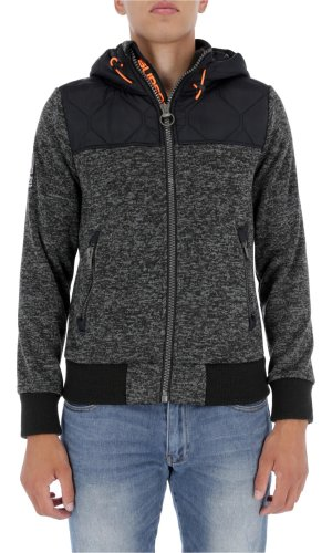 Superdry Bluza Storm Mountain Hybrid | Regular Fit