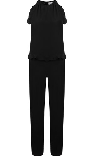 Red Valentino Jumpsuit | with addition of silk