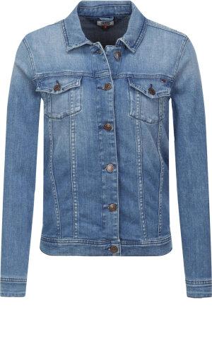 Tommy Jeans Kurtka jeansowa Vivianne | Super soft denim