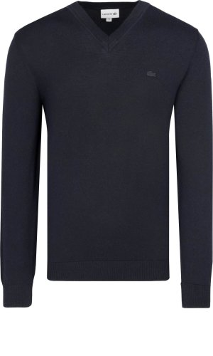 Lacoste Wełniany sweter | Regular Fit