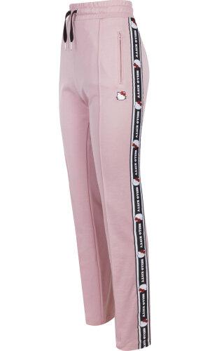 Pinko Spodnie dresowe Mou Hello Kitty