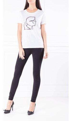 Karl Lagerfeld Trousers | Slim Fit