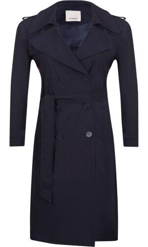 Pinko Insidiare trench coat