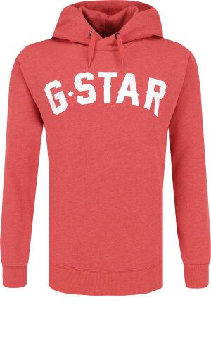 G-Star Raw Bluza Halgen core hooded sw l/s | Regular Fit