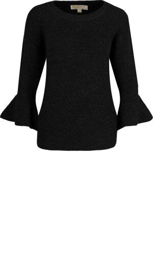 Michael Kors Wełniany sweter SHAKER | Regular Fit