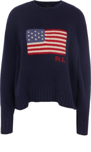 Polo Ralph Lauren Wool sweater | Loose fit | with addition of cashmere