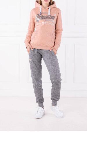 Superdry Sweatshirt SHIRT SHOP SEQUIN ENTRY HOOD   Regular Fit