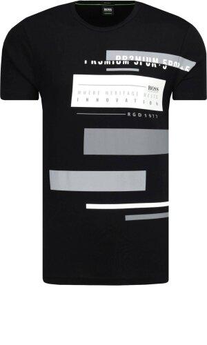 Boss Green T-shirt Tee 5 | Regular Fit