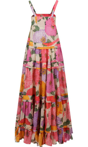 Twinset Sukienka | z dodatkiem jedwabiu