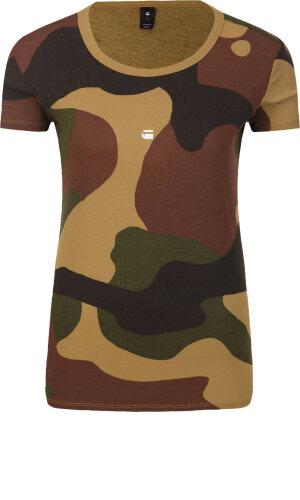 G-Star Raw T-shirt dutch camo | Oversize fit