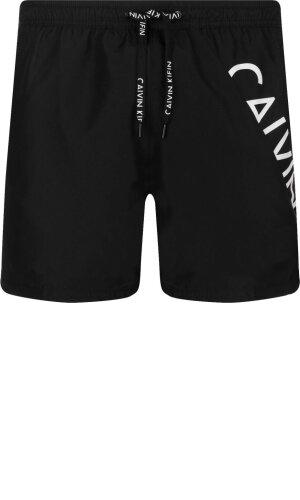 Calvin Klein Swimwear Szorty kąpielowe Core Diagonal | Regular Fit