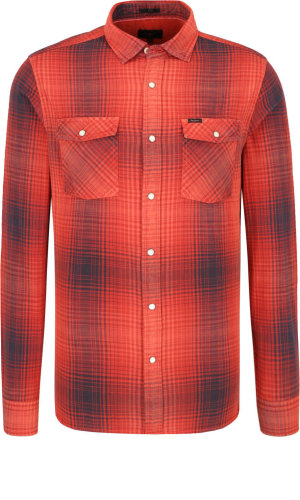 Pepe Jeans London Shirt olivier | Slim Fit