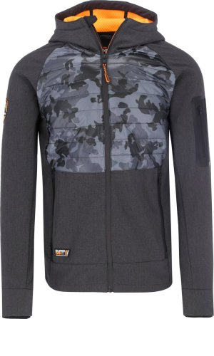Superdry Jacket MOUNTAIN SOFTSHELL HYBRID | Slim Fit