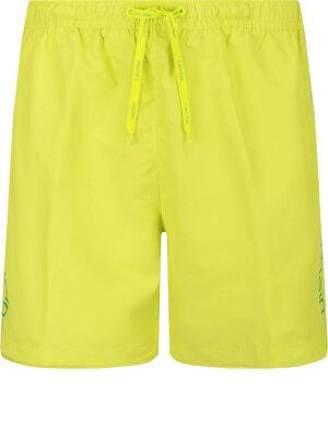 Calvin Klein Swimwear Szorty kąpielowe MEDIUM DRAWSTRING | Regular Fit