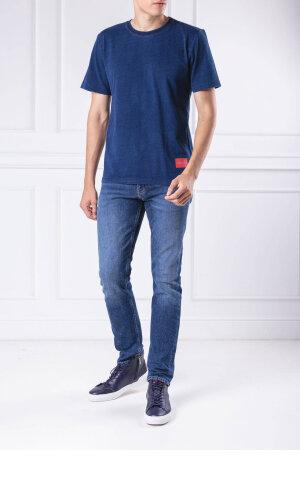 Calvin Klein Jeans T-shirt INDIGO | Regular Fit