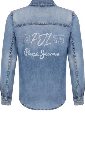 Pepe Jeans London Shirt ZYAN 73   Regular Fit   denim