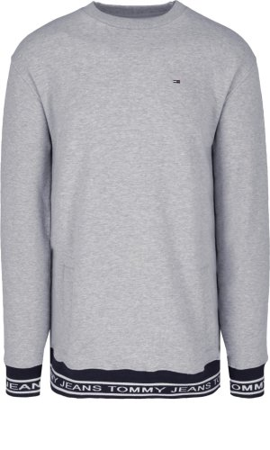 Tommy Jeans Bluza LOGO CREW | Relaxed fit