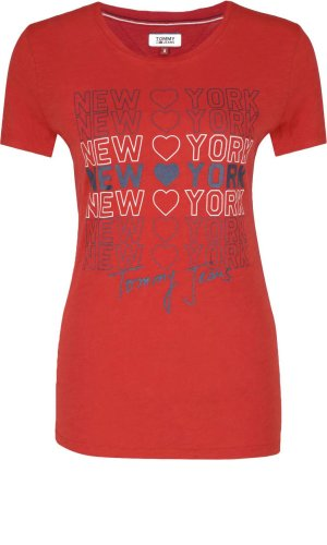 Tommy Jeans T-shirt TJW NEW YORK TEE | Regular Fit
