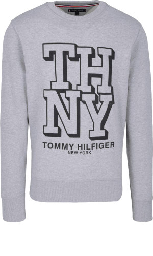 Tommy Hilfiger Bluza VARSITY ARTWORK SWEA | Regular Fit