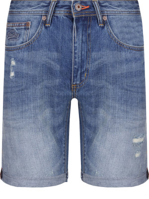 Superdry Shorts officer | Slim Fit | denim