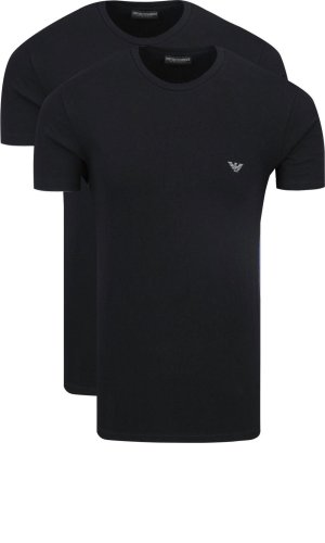 Emporio Armani Podkoszulek 2-pack | Regular Fit