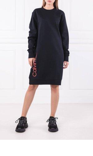 Calvin Klein Sukienka LOGO