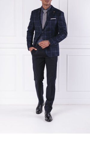 Joop! COLLECTION Wełniana marynarka HAKEEM | Slim Fit